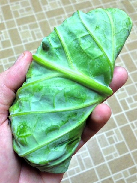Collard Green Wraps
